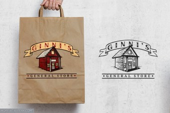 Logo | Ginni's General Store