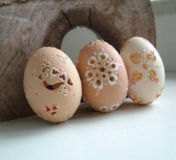 Easter eggs, Madeirové kraslice