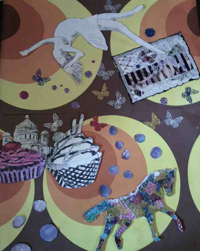 Work in Progress: Collage für Nachtansichten 2015