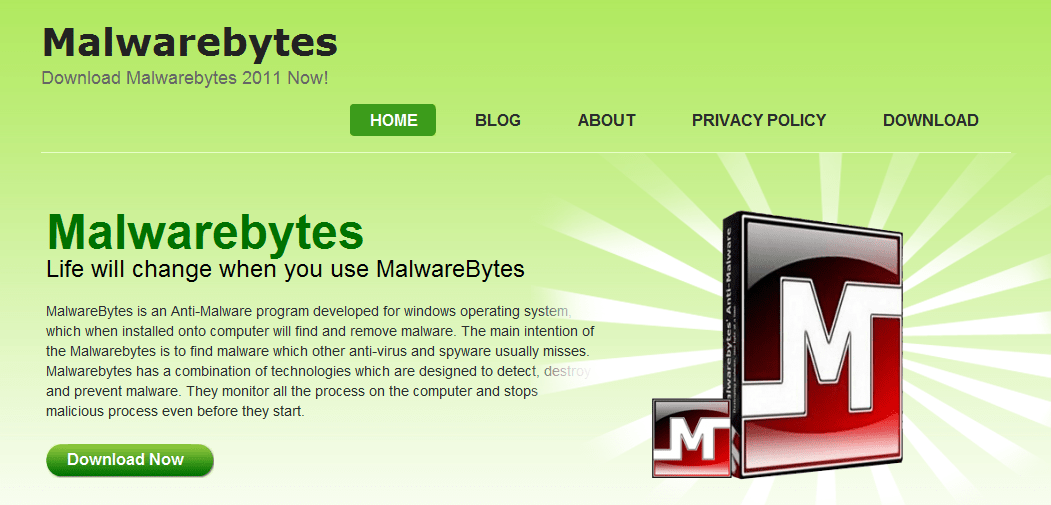 Malwarebytes Brand Exploited Through Search — Marcin Kleczynski