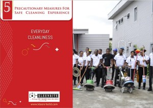 5 Precautionary Measures for Safe Cleaning Experience