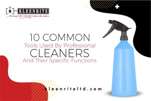 Professional Cleaning Tools