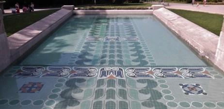 Art Nouveau Pool