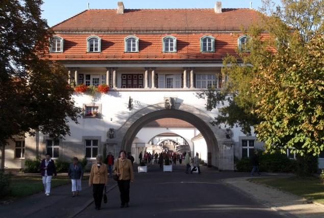 Sprudelhof, Bad Nauheim