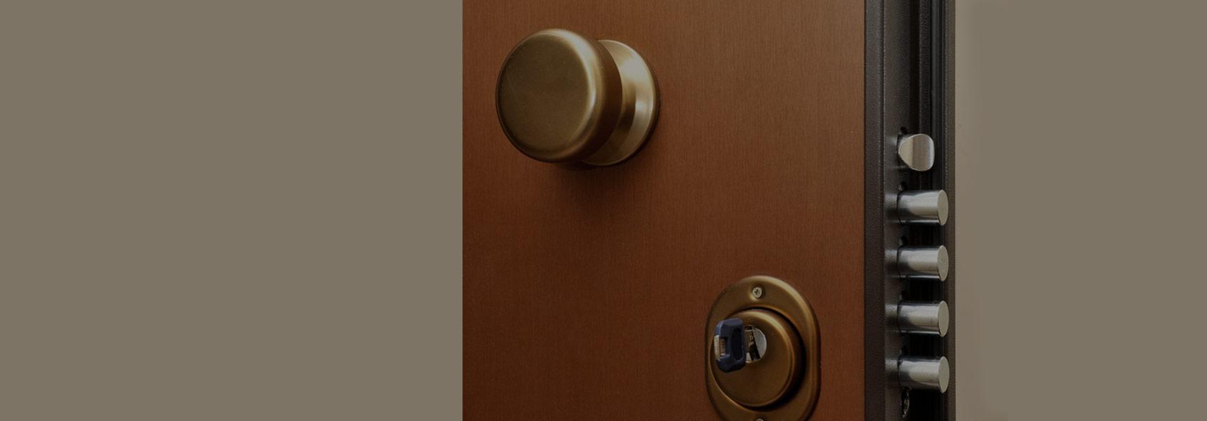 Πόρτες Ασφαλείας - CM SAFE