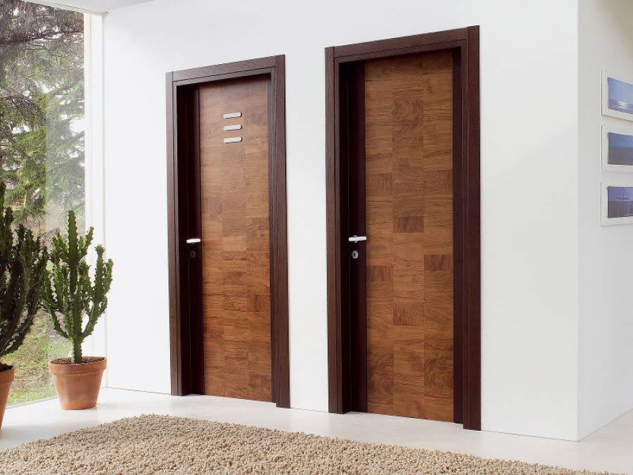 Ξύλινες πόρτες: Πως μπορούν να γίνουν πιο ασφαλείς
