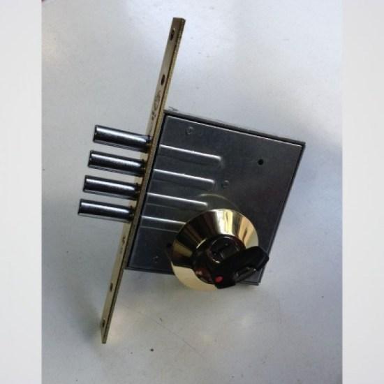 Κλειδαριά ξύλινης πόρτας SECUREMME 17