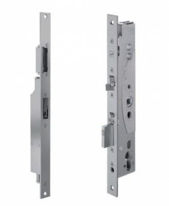 Κλειδαριά αυτόματου κλειδώματος CDVI για πόρτα ξύλινη, αλουμινίου ή σιδερόπορτας για είσοδο πολυκατοικίας MEDIATOR