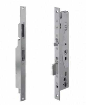 Κλειδαριά αυτόματου κλειδώματος ξύλινης πόρτας και αλουμινόπορτας για είσοδο πολυκατοικίας eff ASSA ABLOY