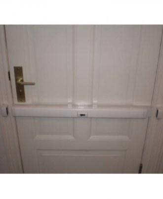 Μπάρα ασφαλείας με κλειδί 1
