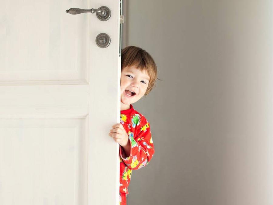 Σιγουρέψου ότι τα παιδιά δε διαπραγματεύονται την ασφάλεια του σπιτιού
