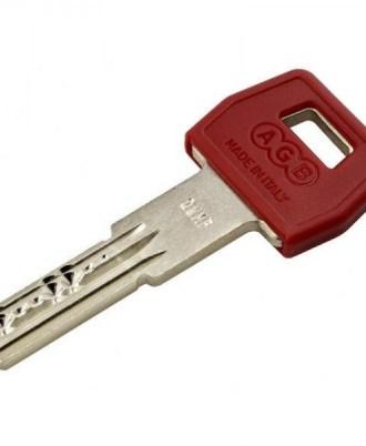 Κύλινδρος - αφαλός ασφαλείας AGB U-Tech 1