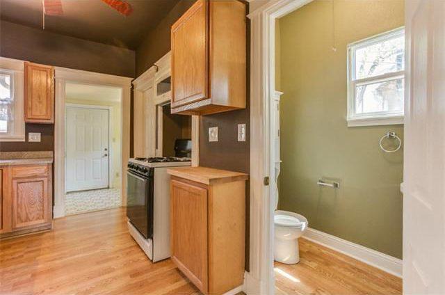 Kitchen 1/2 bath – Kleier Rentals