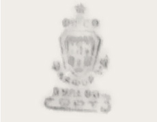 редкое клеймо Дувево середины 1920-х годов