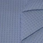 wafel licht jeans blauw