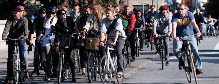 fietsers kopenhagen