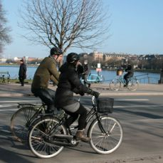 Dronning Louises fietser 57