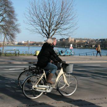Dronning Louises fietser 51