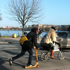 Dronning Louises fietser 43