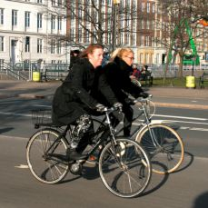Dronning Louises fietser 31