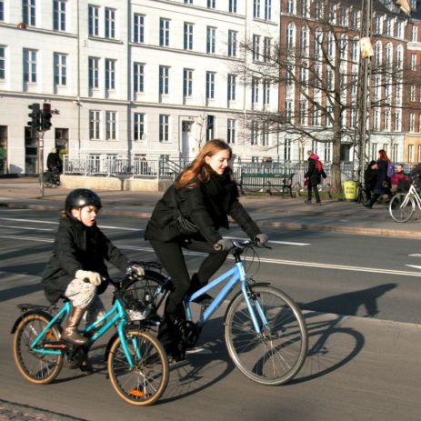 Dronning Louises fietser 23