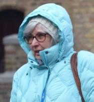 Ingrid ist kalt