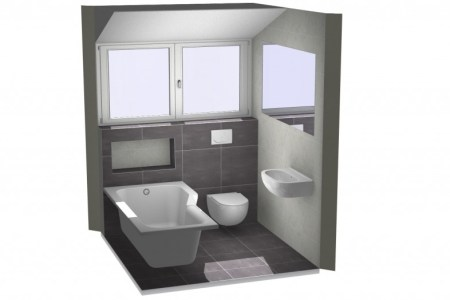 voorbeelden kleine badkamer inrichten » Huis inrichten 2019 | Huis ...