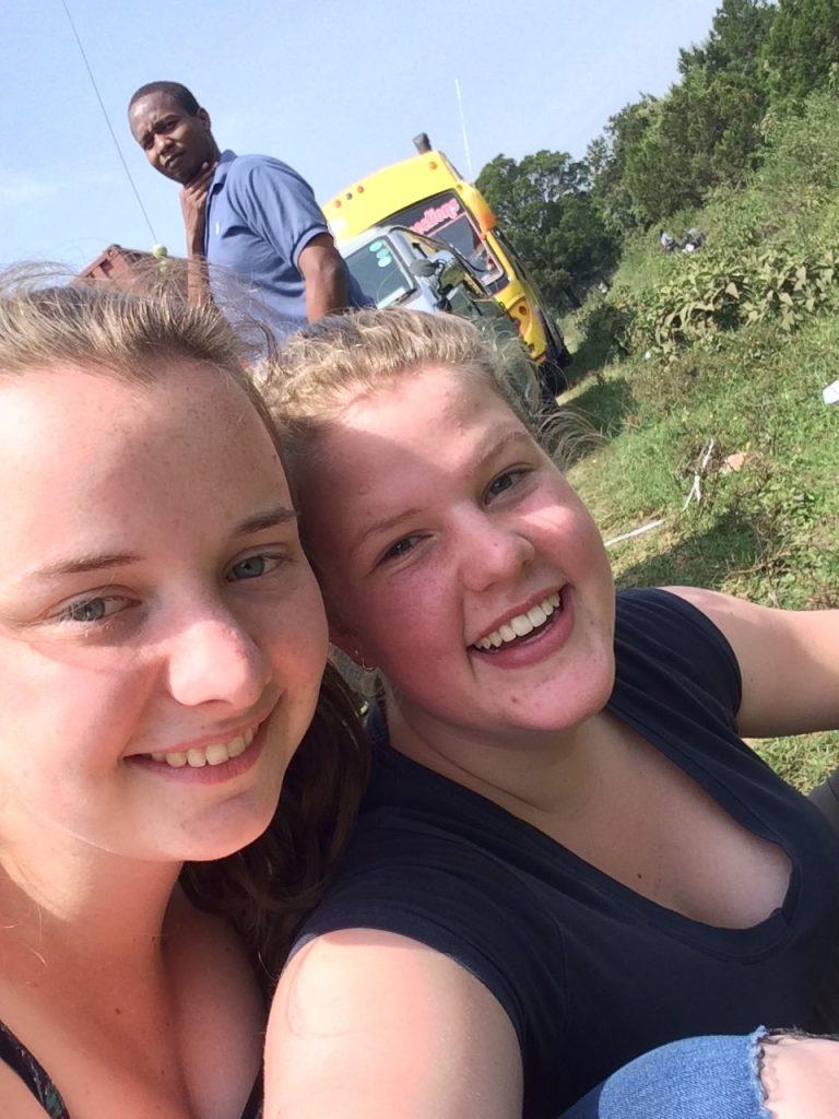 Met Irene op Safari 2016