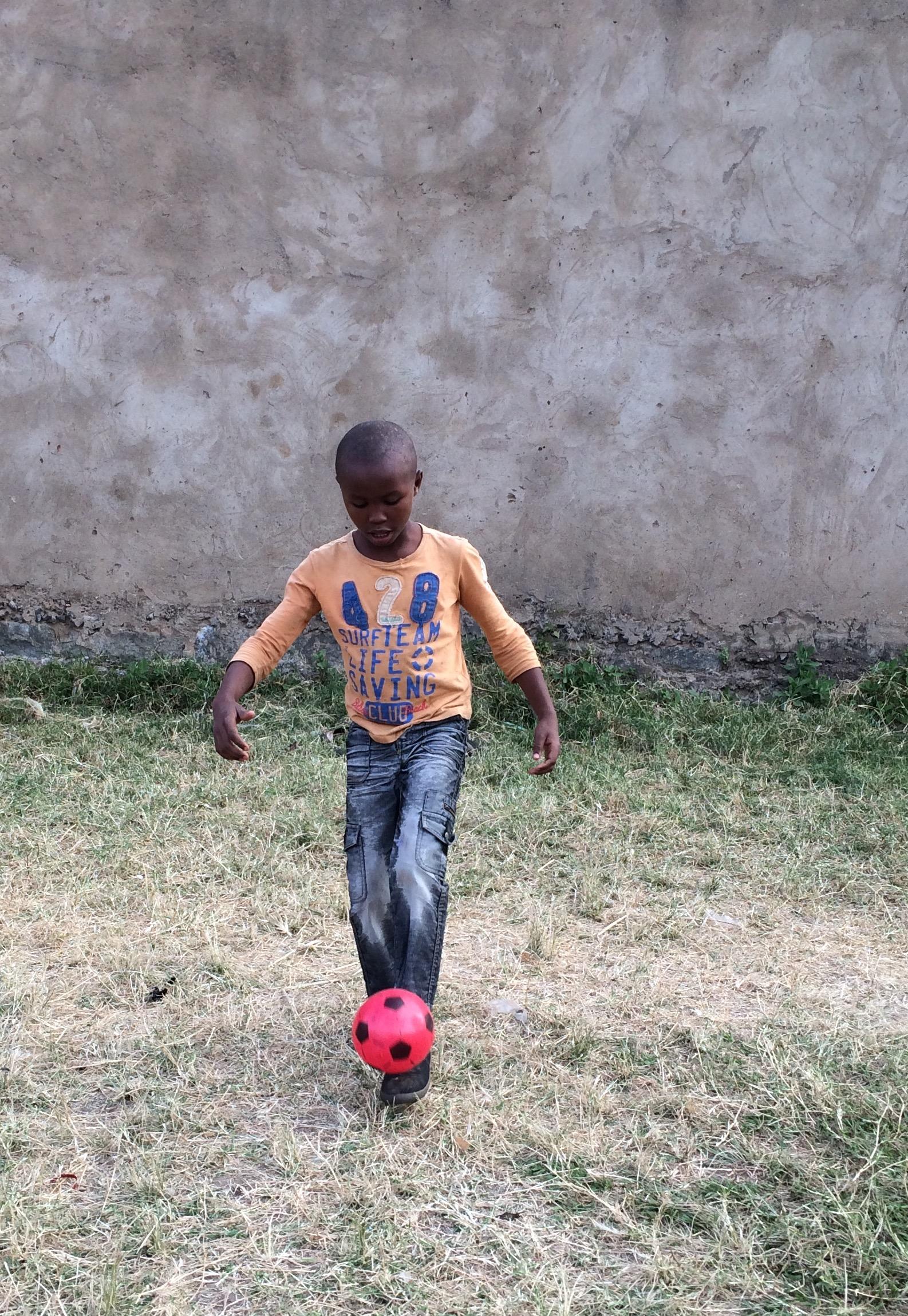 Voetballen 2016