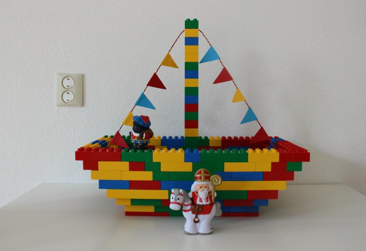 Stoomboot van Duplo