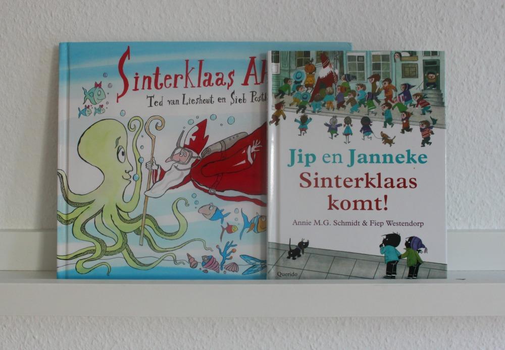 De allerleukste kinderboeken over Sinterklaas