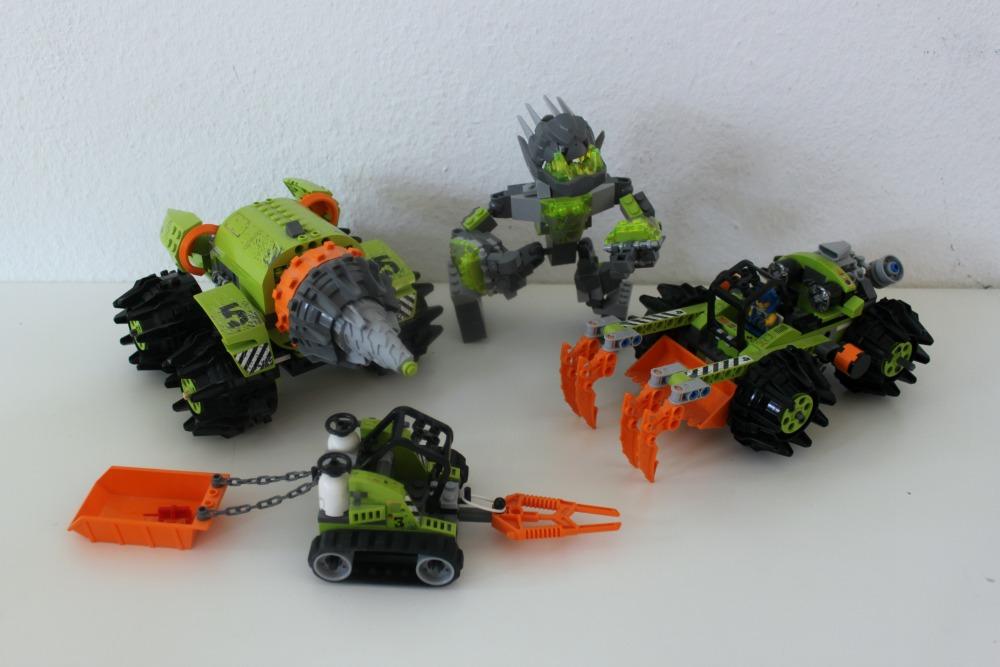 Buit Koningsdag (o.a. Lego, K'nex, Meccano en Playmobil)