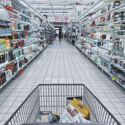 Shopping  Microjobbing –  €463,10 in 22,5 Stunden Shopping