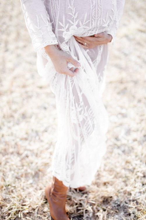 Schwangerschaftsfotos in der Natur Michaela Klose Fotografin