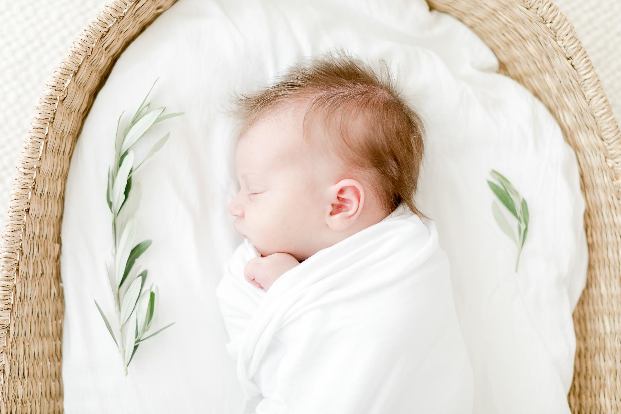 Neugeborenenfotos Heilbronn Studio
