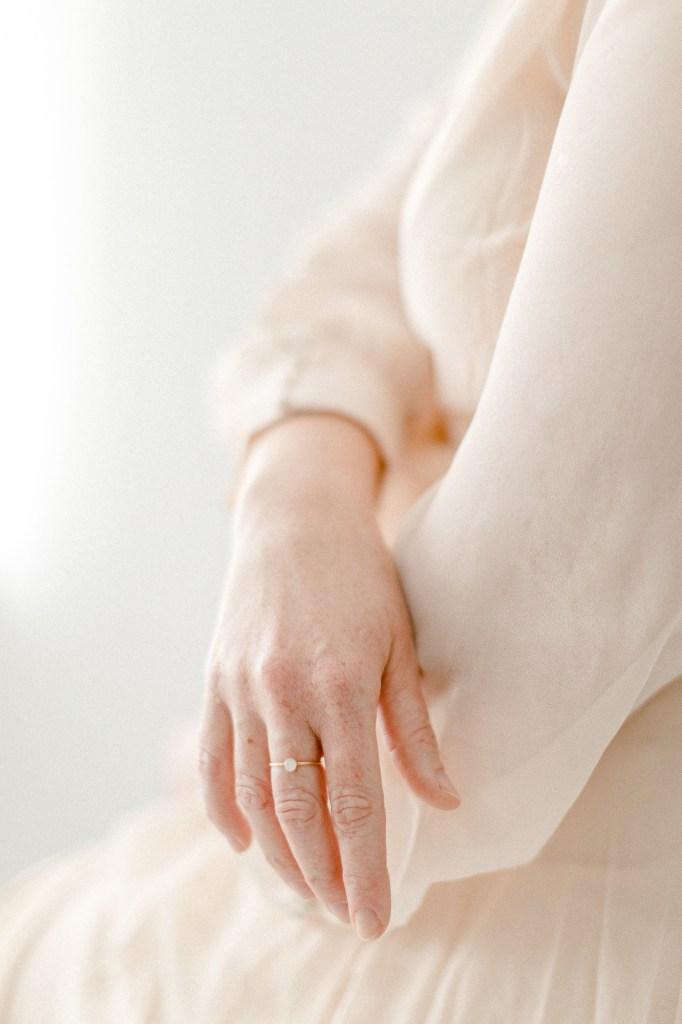 Studio Kleid Schwangerschaftskleid Umstandskleid Fotostudio