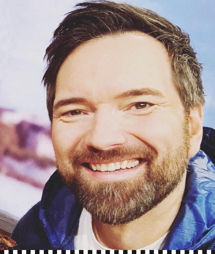 Hat gut lachen: Moderator Ingo Nommsen
