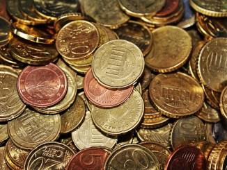 Kleingeld einzahlen bei Banken und Sparkassen