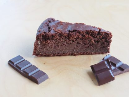 glutenvrij lactosevrij vegan bezorgen klein geluk bakery brownie