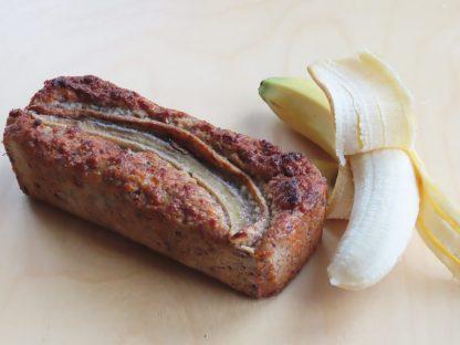 glutenvrij lactosevrij vegan bezorgen klein geluk bakery bananenbrood