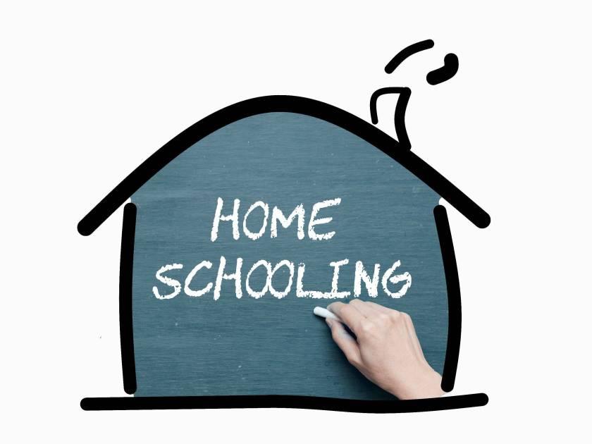 Homeschooling-Corona