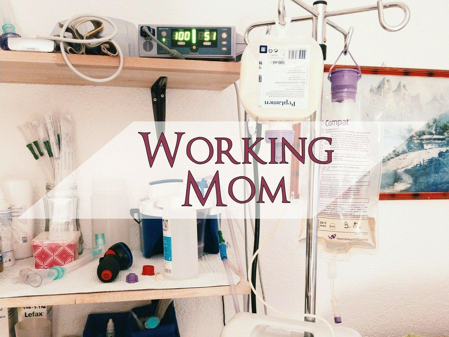 Read more about the article Papa kann das genauso gut – Warum man durchaus mit Baby arbeiten gehen kann und warum ich mich dafür nicht rechtfertigen muss