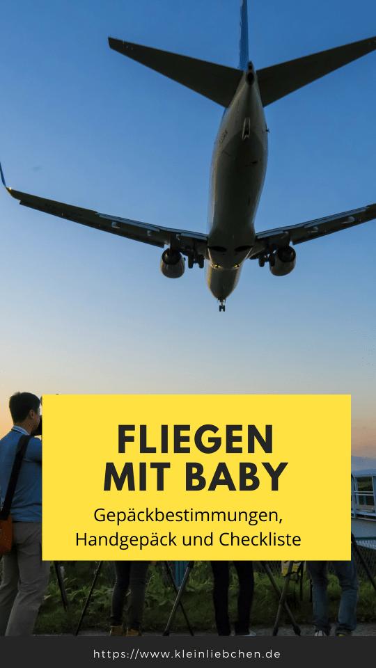 Was benötigt man alles im Handgepäck für das Baby? Was darf mit? Wie sind die Gepäckbestimmungen? Und was mache ich mit dem Kinderwagen? Auf all diese Fragen gebe ich euch Antwort. So seid ihr für den Flug mit Baby bestens vorbereitet.