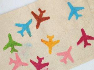 Read more about the article Stoff bedrucken mit DIY Stempel aus Moosgummi