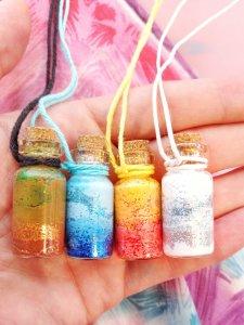 Tolle Geschenkidee zum selbermachen: DIY Elemente im Glas