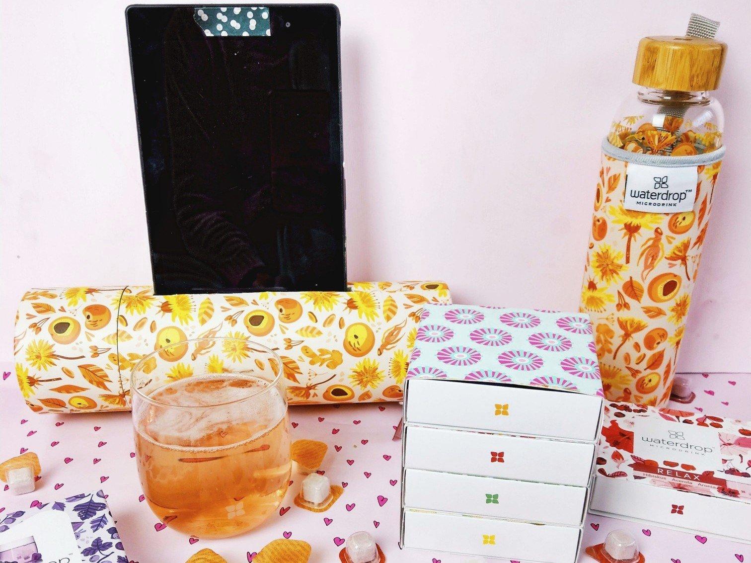 Read more about the article Tischorganizer und Tabletständer selber machen – DIY Ideen mit waterdrop™