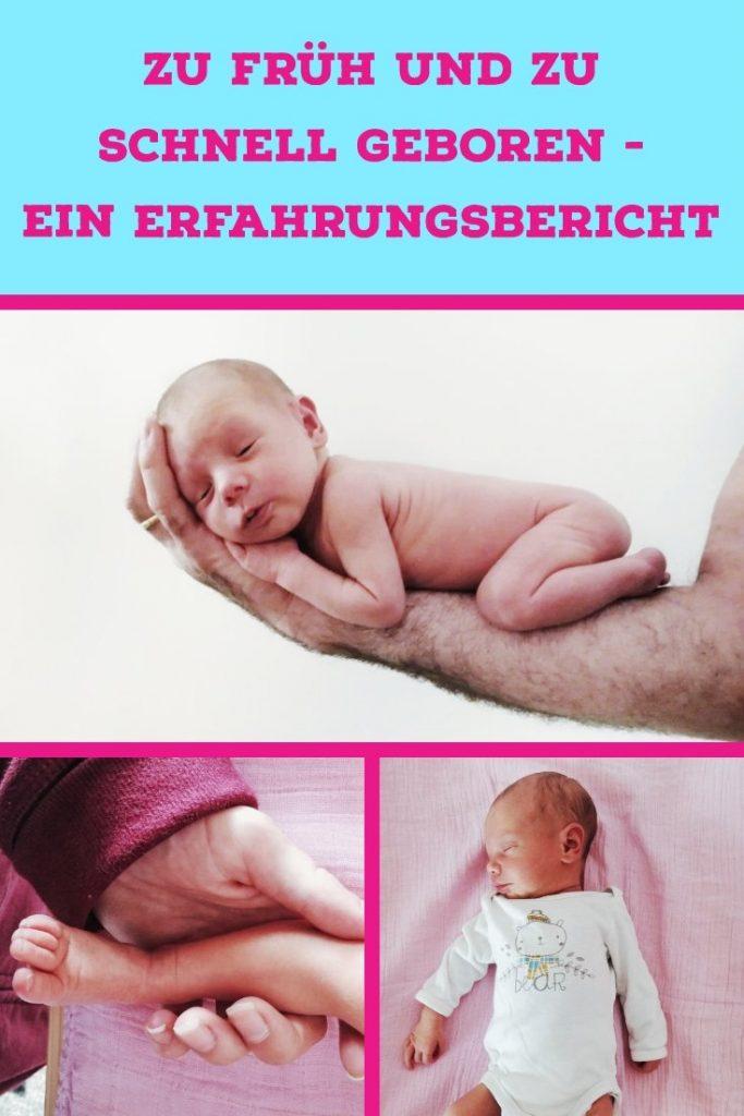 Meine Tochter kam zu früh und als Sturzgeburt zur Welt. Im Krankenwagen. Wir es mir damit ergangen ist, möchte ich euch heute erzählen.