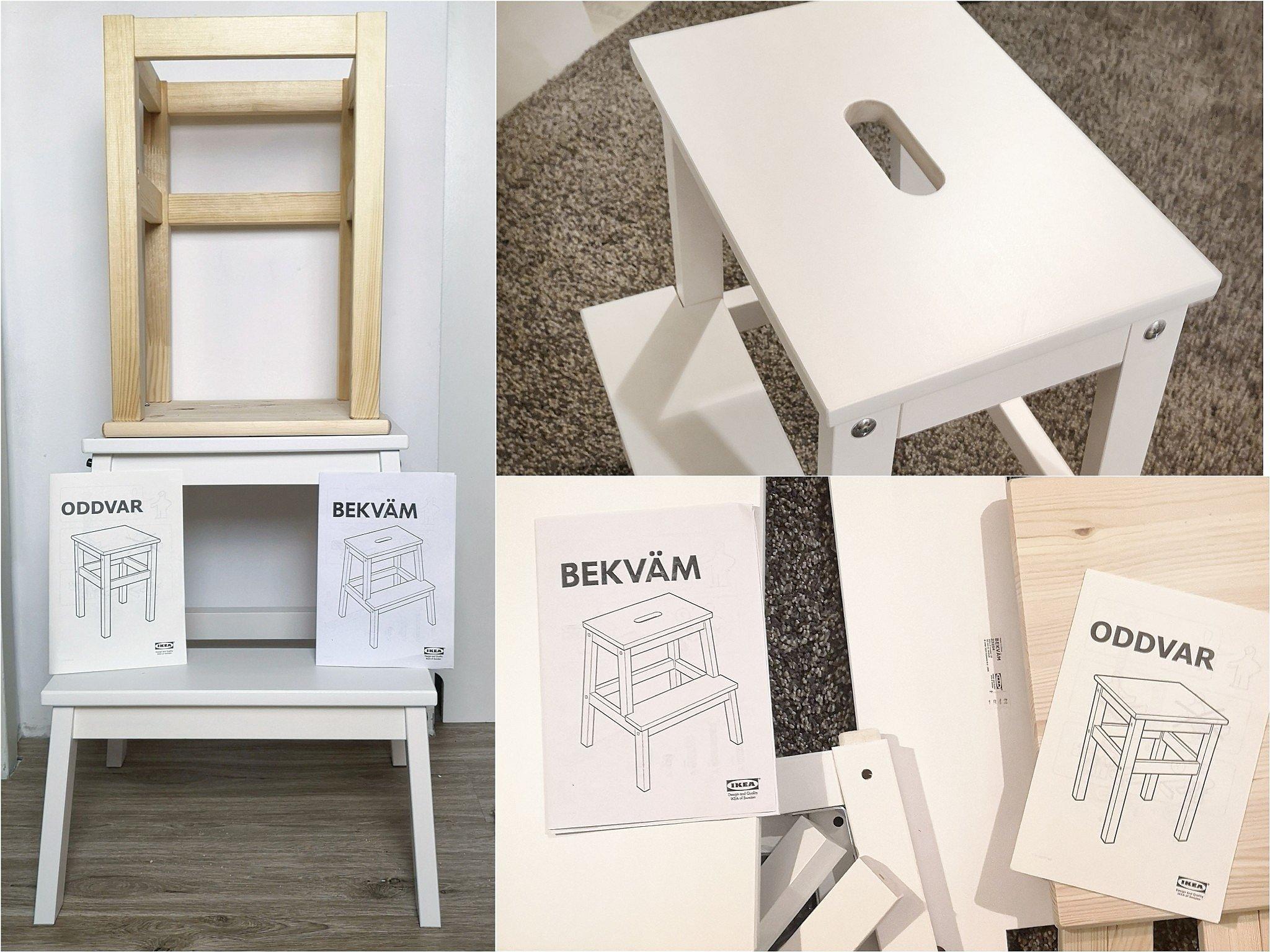 DIY Kochstuhl für Kinder – Ikea Hack für 30 Euro