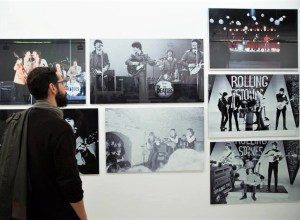The Beatles y The Rolling Stones