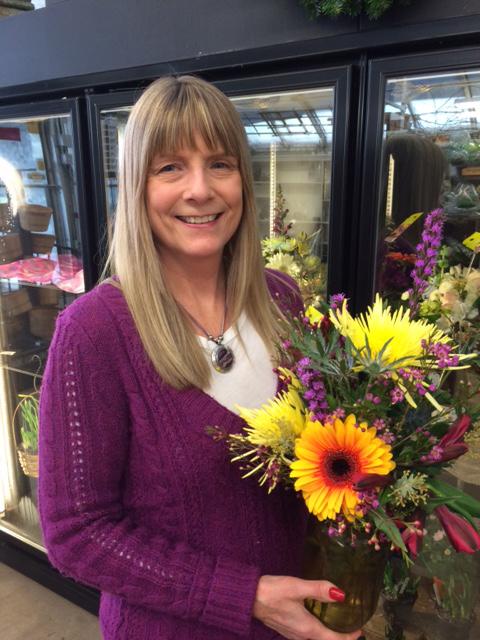 Darcy - Floral Designer